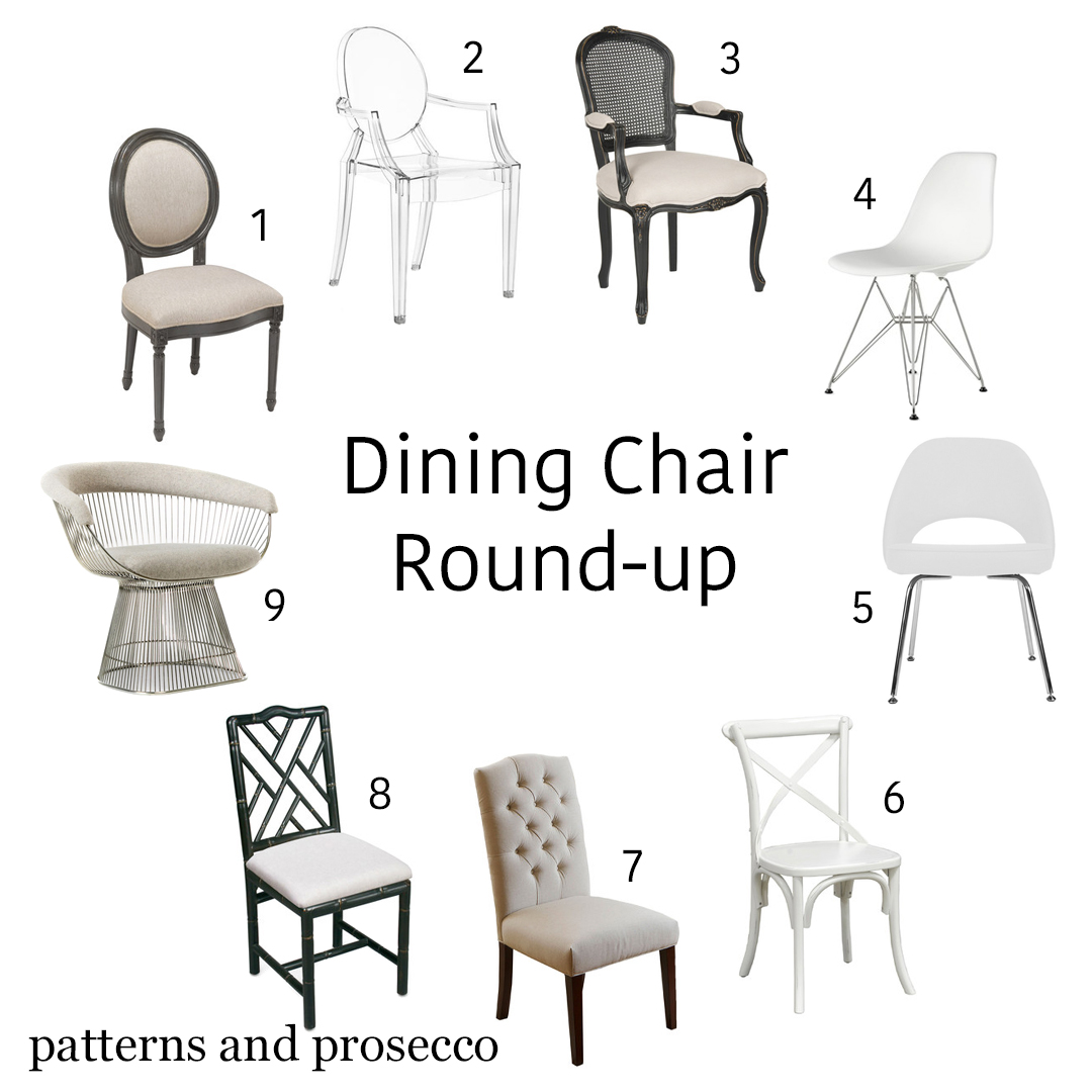 Dining Chair Trends For 2016: Dining Chairs I'm Loving