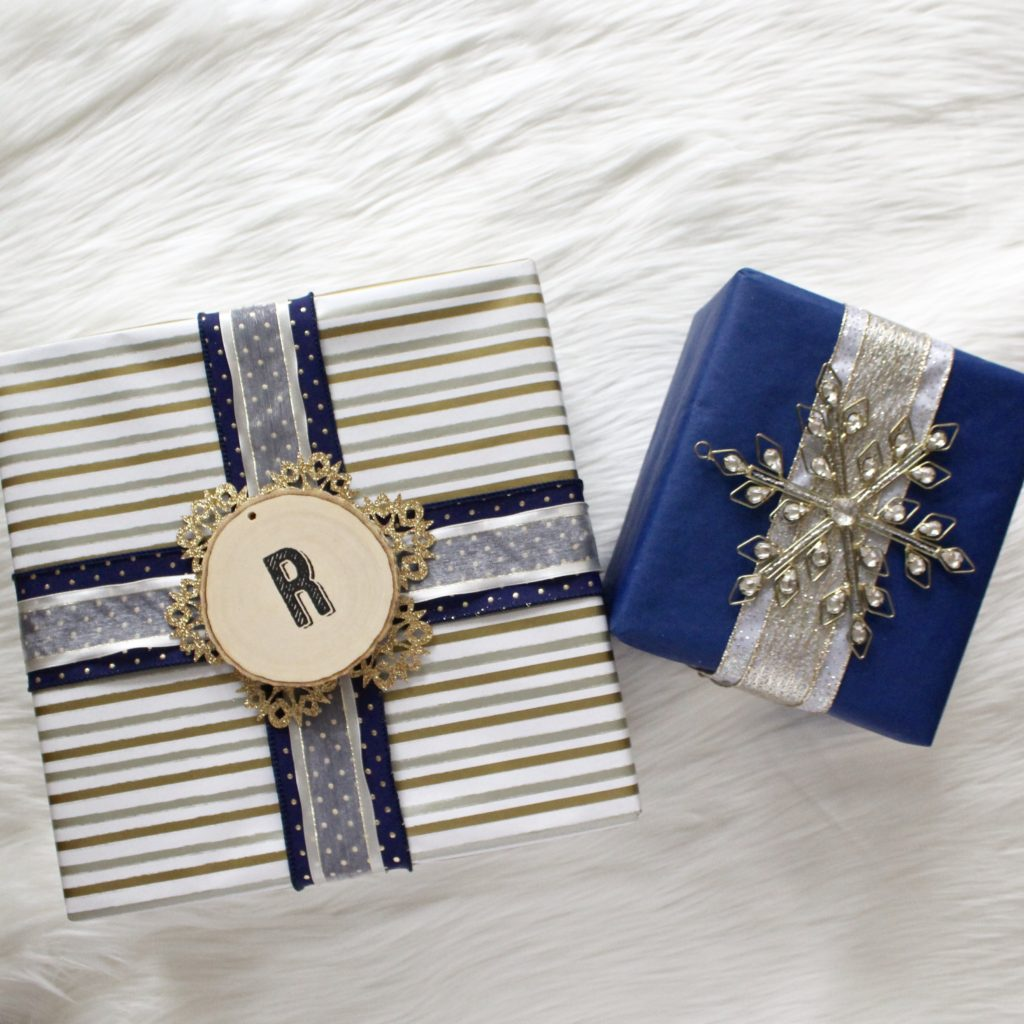 gift wrapping made easy