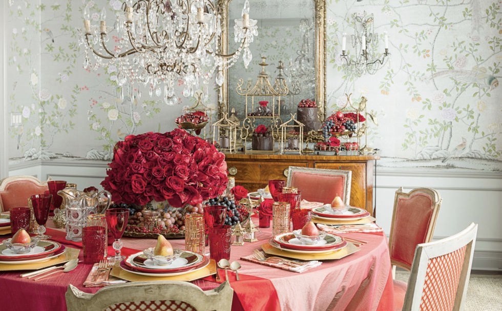 Valentines Tablescapes
