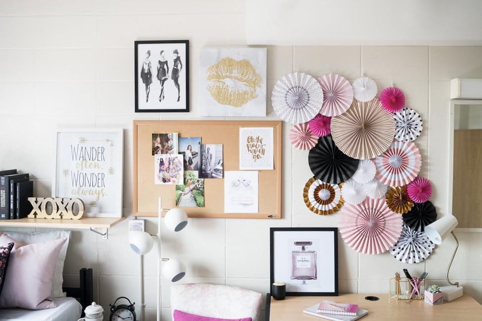 dream dorm room