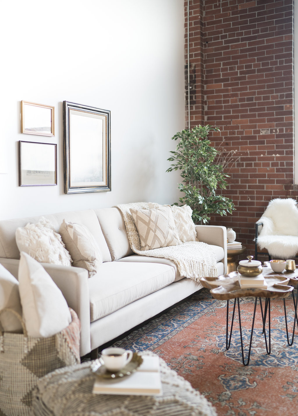 transition your space for fall