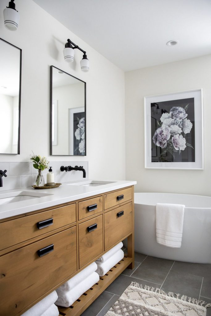 Project Urban Cowboy Bathroom Basics