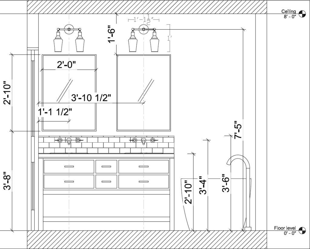 Project Urban Cowboy Bathroom Basics