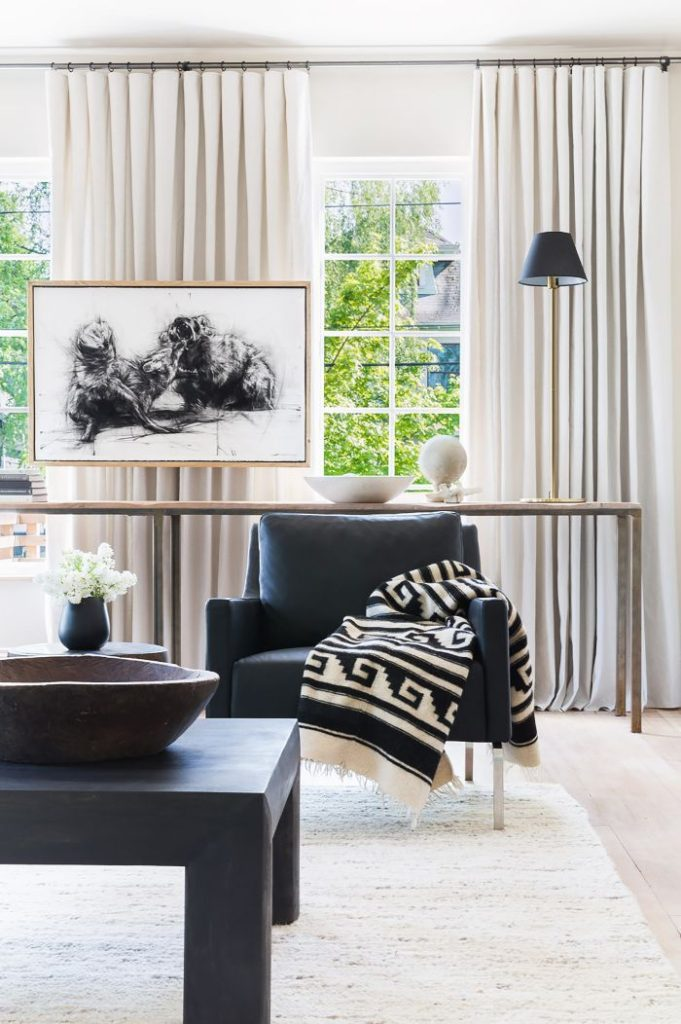 Inspired Interiors: Modern meets Old World in Portland