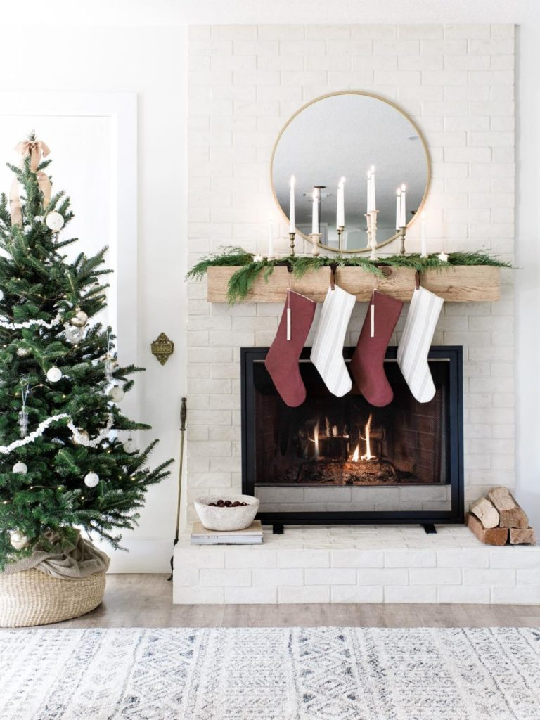 Inspired Interiors: Holiday Home Tour