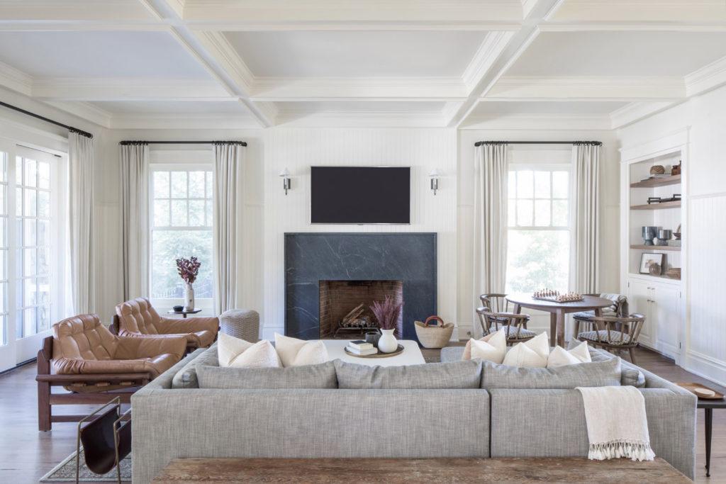 Inspired Interiors Home Tour: Ursino Interiors Elevated in New Jersey
