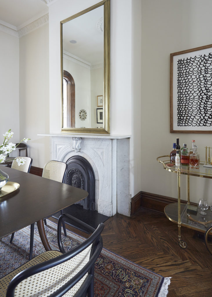 Inspired Interiors: Victorian Row House