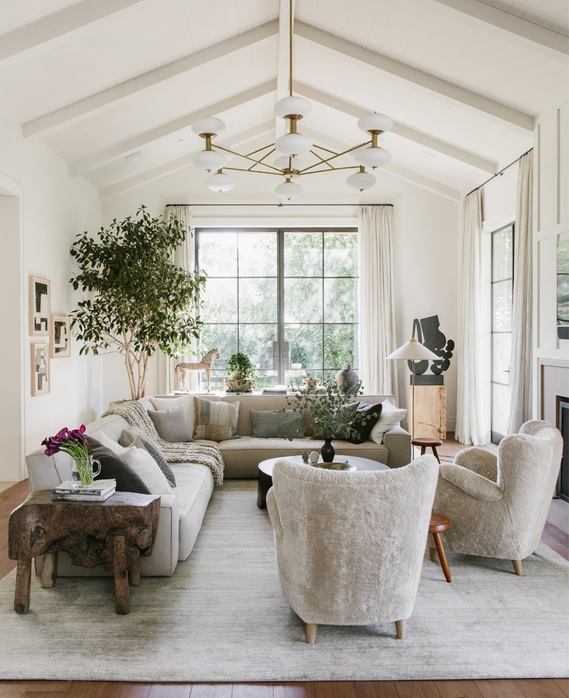 Inspired Interiors: Neutral Love