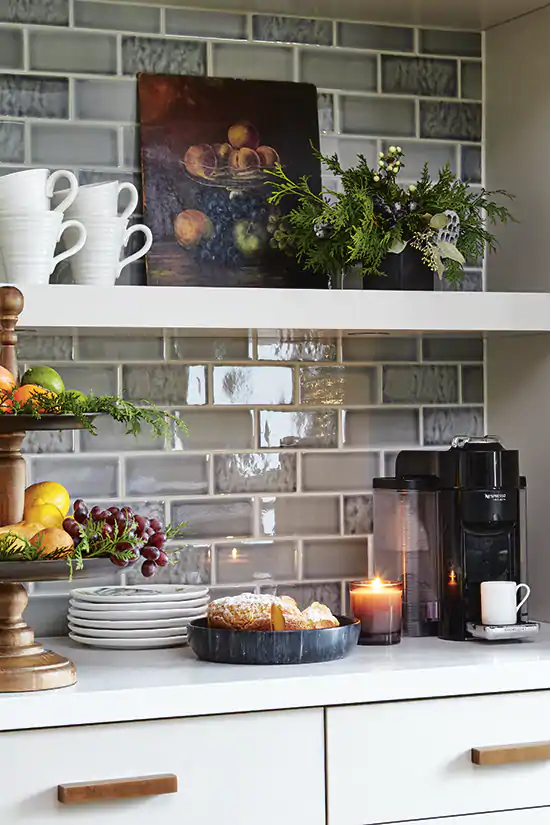 Inspired Interiors: A Simple Holiday Home Tour