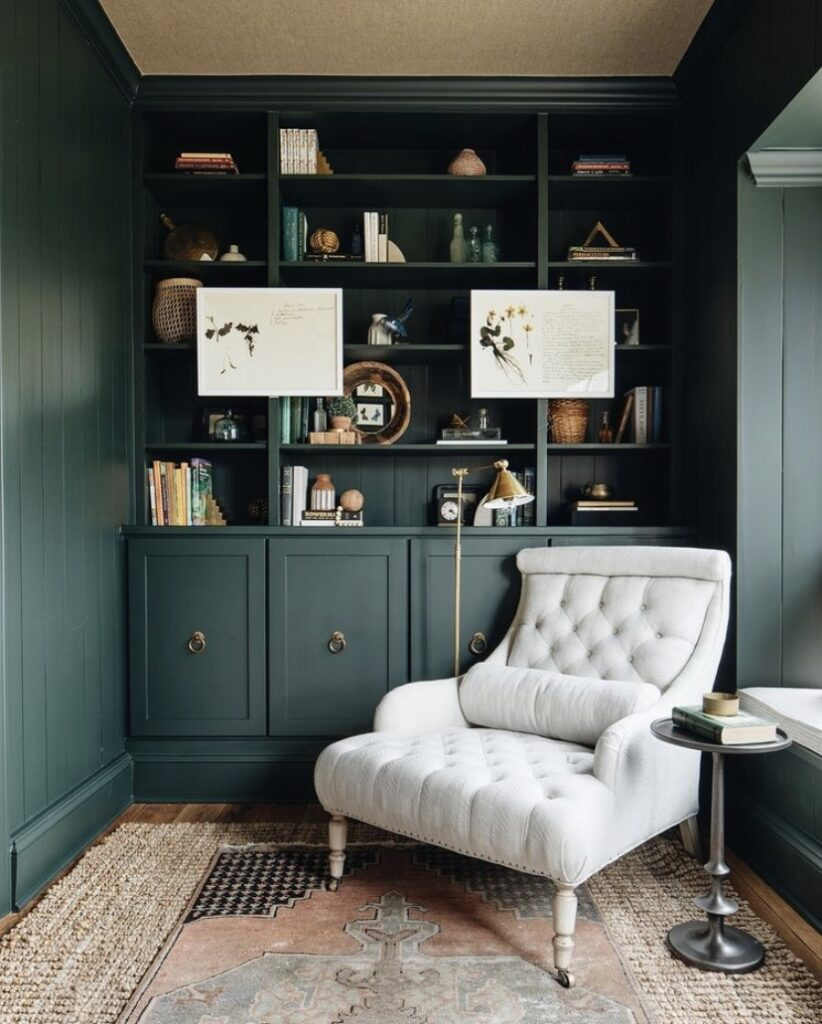 Design Crush: Weathered Jewel Tones